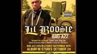 Lil Boosie - Set It Off (lyrics)