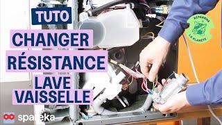 Comment changer la résistance de votre lave-vaisselle ?