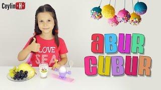 Ceylin-H | ABUR CUBUR Çocuk Şarkısı - Nursery Rhymes & Super Simple Snack Song Sing & Dance