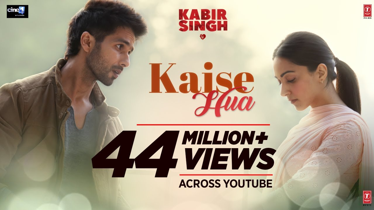 कैसे हुआ Kaise Hua Lyrics in Hindi - Kabir Singh