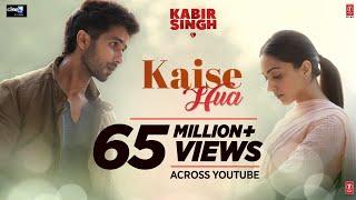 Kaise Hua Mp3 Song status song download Kabir Singh