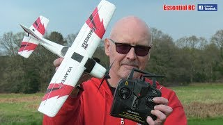 THE CHEAPEST and EASIEST WAY TO TRY radio controlled (RC) FLYING ! (EASY TO FLY Volantex Trainstar)