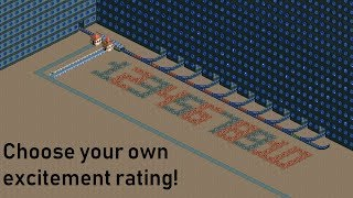 RCT2 - Choose your own excitement