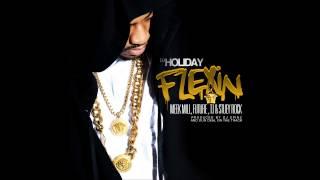 DJ Holiday - Flexin' On Em ft. Meek Mill, Future, T.I. & Stuey Rock (Slowed) 2014