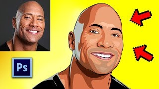 How to Cartoon Yourself (#1 Step-by-Step PHOTOSHOP Tutorial)