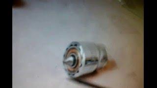 Ponto Rotativo Para Torno De Bancada, Feito Com Soquete De Chave 21mm
