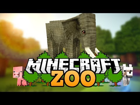 , title : 'Elefanten JUHU | Wie baut man einen Zoo in Minecraft deutsch | Minecraft Zoo bauen deutsch