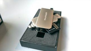 RavPower IOS Flash Drive 64gb - SD Card Slot