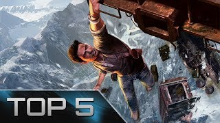 Top 5: Action-adventure Games [HD]
