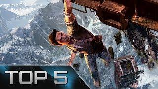 Top 5: Action-adventure Games [HD]