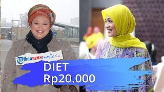 Rahasia Dewi Hughes Tampil Lebih Langsing, Diet Turunkan Berat Badan hingga 20 Kg