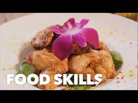 Tandoori Chicken Is India's Perfect Version of BBQ | Food Skills