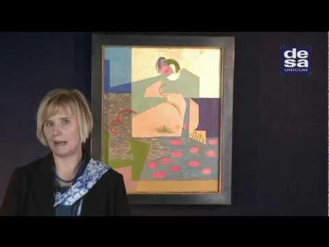 Stanisław Fijałkowski Desa Unicum 1.12.2011, Aukcja dzieł z kolekcji Fundacji Signum, I. Rusiniak - YouTube