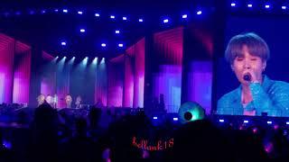 190512 (Boy with Luv) BTS 'Speak Yourself Tour' Soldier Field Chicago Day 2