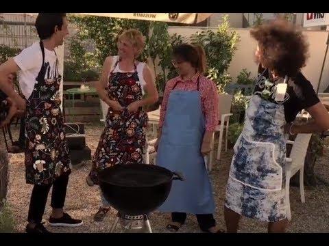 Grillen mit IGOR - wir brauchen GRILLSCHÜRZEN!