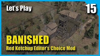 Banished: RK Editor's Choice Mod (Season 3) - 15 - WE NEED THINGS AND STUFF