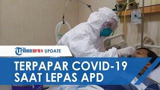 37 Tenaga Medis di Bengkulu Terjangkit Covid-19, Terinfeksi saat Lepas APD dan Istirahat