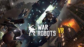 War Robots VR - Get into pilot's cabin!