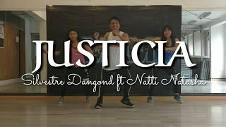 Justicia - Silvestre Dangond Ft Natti Natasha   Giovanni Cazorla  Coreografía