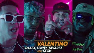 Valentino, Dalex & Lenny Tavárez – Cosita Feat. Sech (Official Vertical Video)
