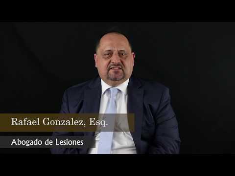 video thumbnail Rafael Gonzalez, Abogado de Lesiones