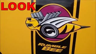 2005 Dodge Ram Rumble Bee Hemi Truck