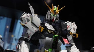 New 1/60 Nu Gundam Metal Structure