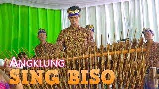 Gambar cover SING BISO Angklung - Lagu Enak nih Aransemen Rapi by CAREHAL feat Essy Maria (Angklung Malioboro)