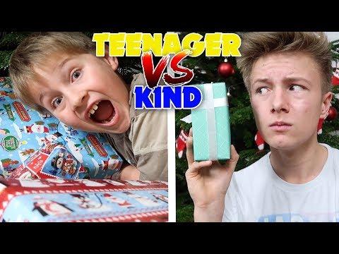 Teenager vs Kind - Weihnachten 🎁🎅🏼