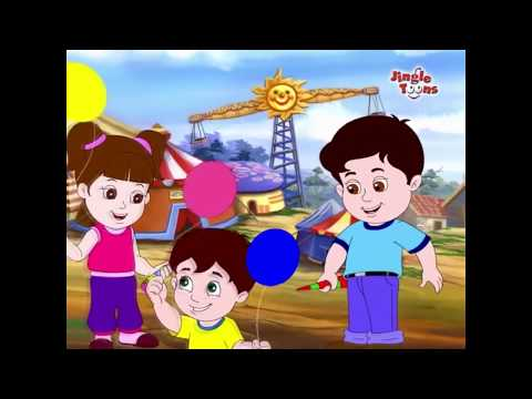 Lakdi ki kathi   Nani Teri Morni & Popular Hindi Children Songs   Animated Songs by JingleToons