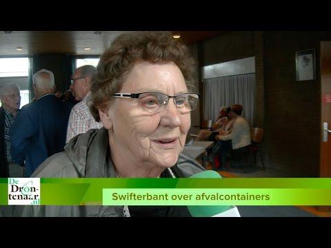 VIDEO | Reacties van inwoners Swifterbant op de komst van ondergrondse afvalcontainers