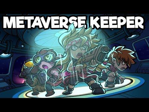 Binding of Isaac Meets Enter the Gungeon! - Metaverse Keeper Gameplay Impressions