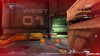 DOOM - Multiplayer - Team Deathmatch - Beneath (XBOX ONE)