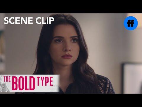 The Bold Type | Season 1, Episode 10: Jane Interviews Jacqueline | Freeform