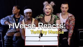 rIVerse Reacts: Twit by Hwasa - M/V Reaction