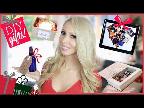 4 Easy Diy Christmas Gift Ideas Vasseur Beauty
