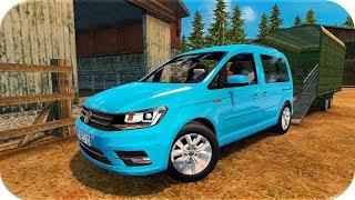 Volkswagen Caddy 2.0 TDI - ETS2 [Euro Truck Simulator 2]