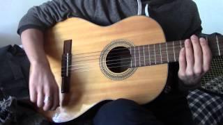 Tuto Guitare    Bella (gitan)   Maitre Gims