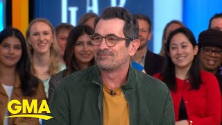 Ty Burrell talks about the end of 'Modern Family' l GMA