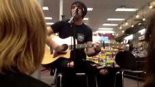 All Time Low - Remembering Sunday (Acoustic Live) 10/8/13
