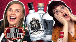 Irish People Try Drink Roulette: Irish Poitín Edition