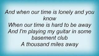Josh Rouse - Saturday Lyrics