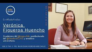 Convención Constitucional y su valor simbólico en la voz de la profesora Verónica Figueroa Huencho