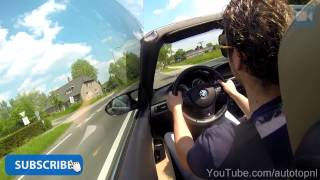 BMW M3 E93 4.0 V8 Convertible FAST! OnBoard Acceleration