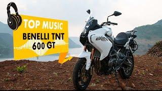 Top Music: Benelli TNT 600GT: PowerDrift