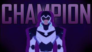 Paladin Shiro: Champion