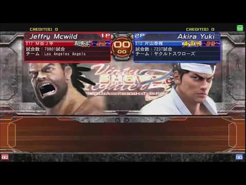 【VF5FS】セガ秋葉原1号館 Virtua Fighter 5 Final Showdown 店舗ライブ配信【20191117】