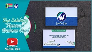 2667We Do Professional Business Cards