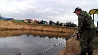 Рыбалка гарантия в верхнем мячково форум