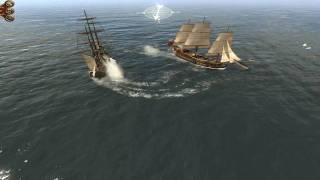 Master and commander from Empire total war demo HD
